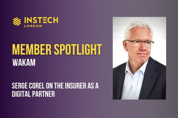Insurer as a digital partner: Serge Corel, Wakam cover image